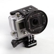 SRP BlurFix3 SO Naked 55 mm Filter Adapter for GoPro Hero 3 Camera