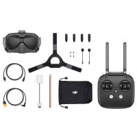 DJI Digital FPV Goggle System - Fly More Combo (Mode 2)