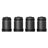 DJI Zenmuse X7 Lens Set - 16mm, 24mm, 35mm, 50mm - Save £797