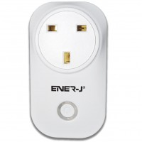 Ener-J Smart Wifi Plug Socket with Energy Monitor