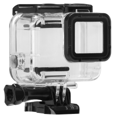 GoPole Waterproof Dive Housing for GoPro Hero 5, Hero 6, Hero 7