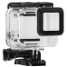 GoPole Waterproof Dive Housing for GoPro Hero 5, Hero 6, Hero 7
