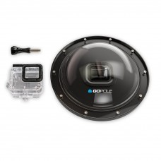 GoPole Dome with Waterproof Housing for GoPro Hero 3 / 3+ / 4