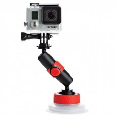 Joby Suction Cup & Locking Arm for GoPro Hero Camera - JB01330-BWW