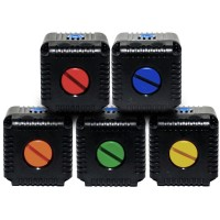 Lume Cube Colour Cap Kit - 5 pack