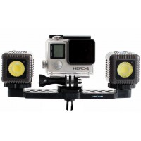 Lume Cube Lighting Kit with GoPro Mount (Twin Pack)