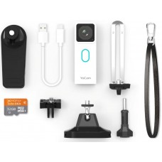 MoFily YoCam Deluxe Bundle - White