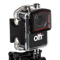OLFI One.Five 4K Action Camera - Black Edition+ Free 32GB Memory Card