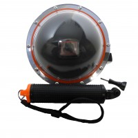 OLFI One.Five Waterproof Dome with Hand Grip