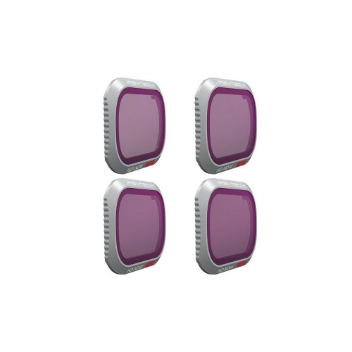 PGYTECH ND Neutral Density Filters - Professional Series for DJI Mavic 2  Pro (4 Pack)