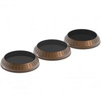 Polar Pro ND Neutral Density Filters for DJI Inspire 2 X4S Camera - SHUTTER Cinema Series (3 pack)