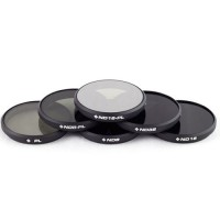Polar Pro ND & PL Filters for DJI Inspire 1 X3 Camera - 6 Pack
