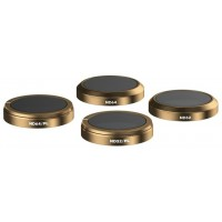Polar Pro ND Neutral Density Filters - Limited Collection - Cinema Series (4 Pack) - Mavic 2 Zoom
