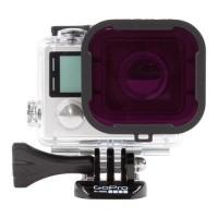 Polar Pro Magenta Filter for GoPro Hero 3+/Hero 4 (40mtr Standard Housing)