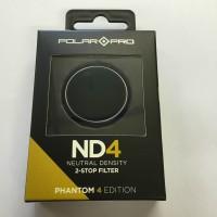 Polar Pro ND4 Neutral Density Filter for DJI Phantom 4