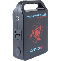 PowaPacs ATOM - 60,000mAh Portable Drone Charging Station