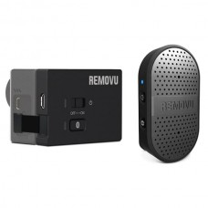 Removu A1 + M1 Waterproof Bluetooth Mic / Microphone for Hero 3, 3+ and Hero 4 Camera