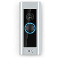 Ring Video Doorbell Pro + Chime + Transformer
