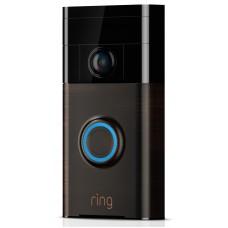 Ring Video Doorbell - Black
