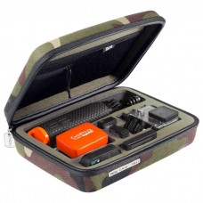 SP Gadgets POV Elite Protective Storage Case for GoPro - Medium Camo