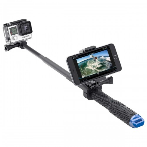 Sp Gadgets Mobile Phone Mount Holder With Gopro Mount