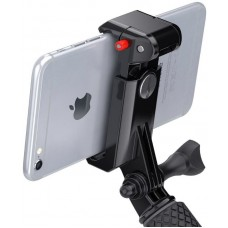 SP Gadgets Mobile Phone Mount / Holder with Action Camera Mount