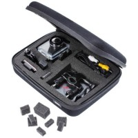 SP POV MyCase Pick & Pluck Customisable Storage Case - Medium Black