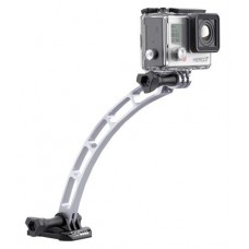 SP Gadgets POV Helmet Extension - Aluminium for Action Cameras