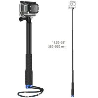 "SP Gadgets POV 36"" Pole - Telescopic and Extendable - Black"