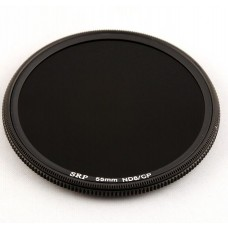 SRP 55mm Neutral Density / Circular Polariser (ND8/CP) Filter for SRP for BlurFix Adapter