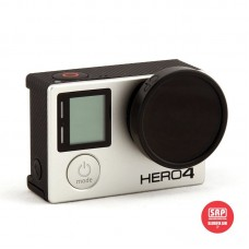 SRP BlurFix Air Circular Polariser (CP) Filter for GoPro Hero 3, 3+ and Hero 4 Camera