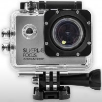 Silverlabel Full HD Waterproof Action Camera - 1080P