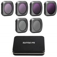 Sunnylife ND Filters for DJI Mavic 2 Pro (6 Pack)