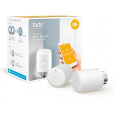 Tado Smart Radiator Thermostat V3 Starter Kit - Vertical