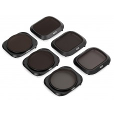 Tiffen ND Filters for DJI Mavic 2 Pro (6 Pack)