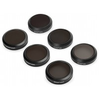 Tiffen ND Filters for DJI Mavic 2 Zoom (6 Pack)