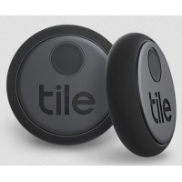 Tile Stickers - Adhesive Tracking Device (Twin Pack)