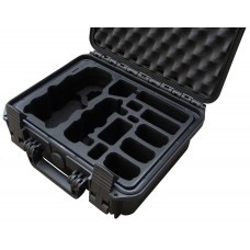 Tom Case Waterproof Drone Case - Travel Edition for DJI Mavic Pro (Black)