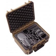 Tom Case Waterproof Drone Case - Travel Edition for DJI Mavic Pro (Sahara)