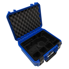 Tom Case Waterproof Drone Case - Travel Edition for DJI Mavic 2 (Blue)