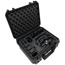 Tom Case Waterproof Drone Case -Travel Edition Plus (Black/Black) for DJI Mavic Air