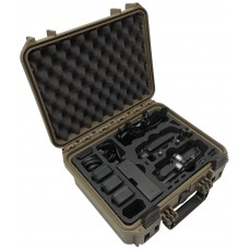 Tom Case Waterproof Drone Case - Travel Edition Plus (Sahara) for DJI Mavic Air