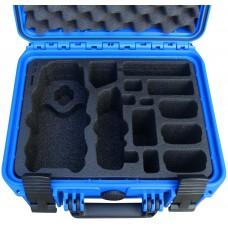 Tom Case Waterproof Drone Case - Travel Edition for DJI Mavic Pro (Blue)