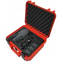Tom Case Waterproof Drone Case - Travel Edition for DJI Mavic Pro (Orange)