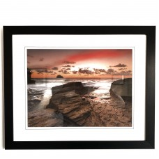 Aerial Photo - Printed, Mounted and Framed (Ready to hang)