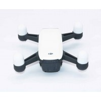 Vulcan Gear Motor Protectors / Covers for DJI Spark - White (4pcs)