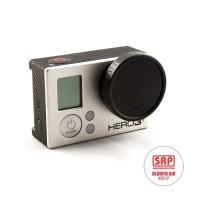 SRP BlurFix Air Neutral Density / Circular Polariser (ND8/CP) Filter for GoPro Hero 3, 3+, 4 Camera