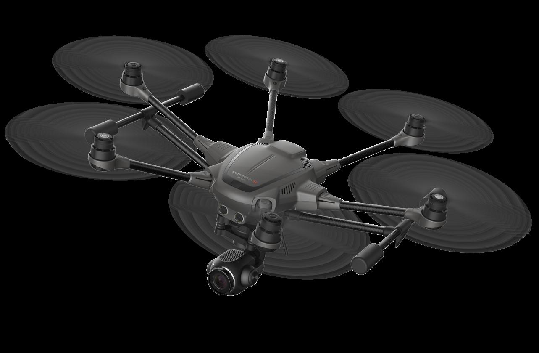"Typhoon H Pro >> Yuneec Typhoon H Plus with C23 1"" Sensor Camera"